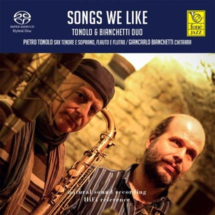 FONE SACD SONGS WE LIKE - TONOLO & BIANCHETTI DUO