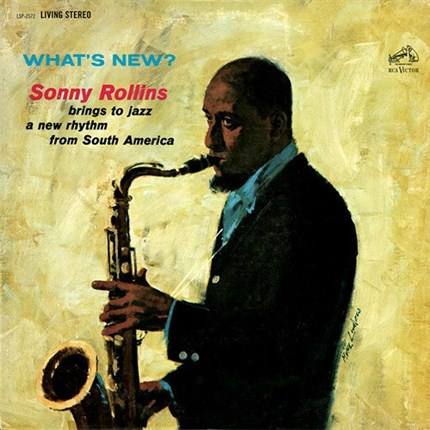 Sonny Rollins What's New?  ORG MUSIC 180g LP