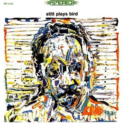 Sonny Stitt Stitt Plays Bird ATLANTIC Reedición en vinilo de 180 gr de Speakers Corner