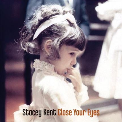 Stacey Kent Close Your Eyes PURE PLEASURE 180g 2LP