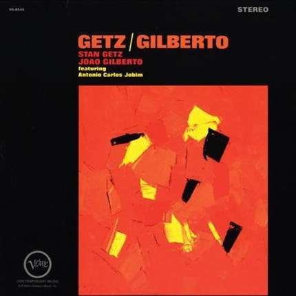 Stan Getz & Joao Gilberto Getz/Gilberto Hybrid Stereo SACD ANALOGUE PRODUCTION
