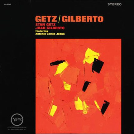 Stan Getz & Joao Gilberto Getz/Gilberto 200g 45rpm 2LP ANALOGUE PRODUCTIONS