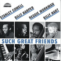 Stanley Cowell & Billy Harper & others Such Great Friends Pure Pleasure LP