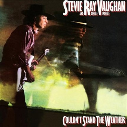 Stevie Ray Vaughan And Double Trouble Couldn't Stand The Weather 200g 45rpm 2LP ANALOGUE PRODUCTIONS