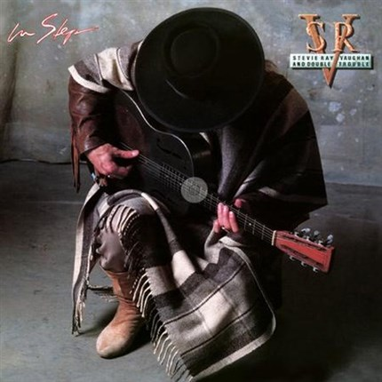 Stevie Ray Vaughan and Double Trouble In Step ANALOGUE PRODUCTIONS 200g LP