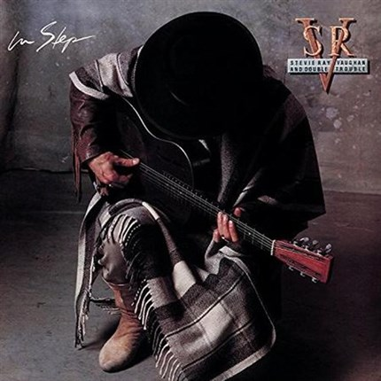 Stevie Ray Vaughan and Double Trouble In Step Analogue Productions 200g 45rpm 2LP