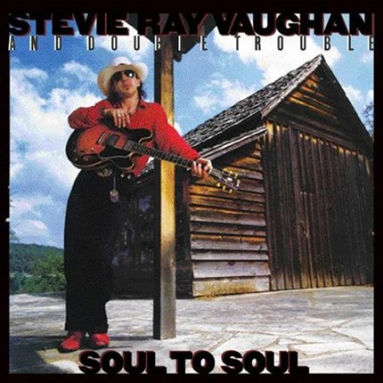 Stevie Ray Vaughan and Double Trouble Soul To Soul 200g 45rpm 2LP ANALOGUE PRODUCTIONS