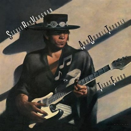 Stevie Ray Vaughan and Double Trouble Texas Flood 200g 45rpm 2LP ANALOGUE PRODUCTIONS