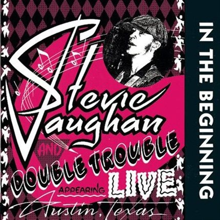 Stevie Ray Vaughan & Double Trouble In the Beginning 200g LP ANALOGUE PRODUCTIONS