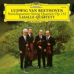 Ludwig van Beethoven: String Quartet in A minor, Op. 132 - LaSalle Quartett DGG Speakers Corner