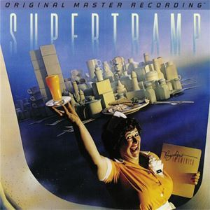 Supertramp Breakfast In America MOBILE FIDELITY Numbered Limited Edition 180g LP
