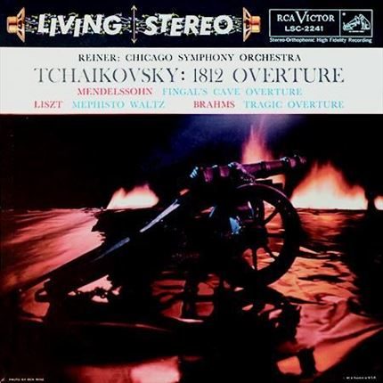 Tchaikovsky 1812 Overture Analogue Productions 200g LP