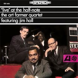 Fantástico disco The Art Farmer Quartet