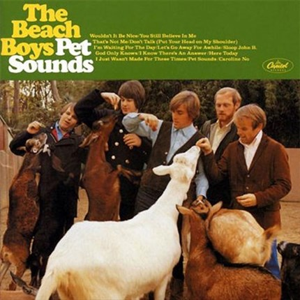The Beach Boys Pet Sounds Analogue Productions 200g 45rpm 2LP STEREO