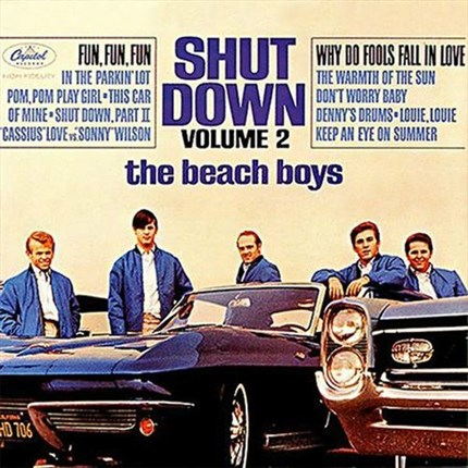 The Beach Boys  Shut Down Volume 2  ANALOGUE PRODUCTIONS  200g LP (Mono)