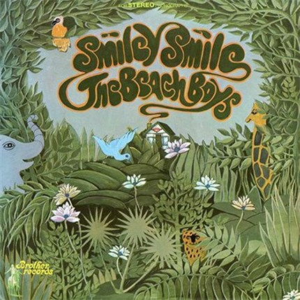 The Beach Boys Smiley Smile 200g LP ANALOGUE PRODUCTIONS