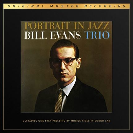 The Bill Evans Trio Portrait In Jazz MOBILE FIDELITY Numbered Limited Edition 180g 45rpm SuperVinyl 2LP Box Set