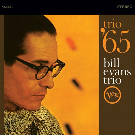 The Bill Evans Trio Trio '65  Numbered Limited Edition  180g 45rpm 2LP  ORIGINAL RECORDING GROUP