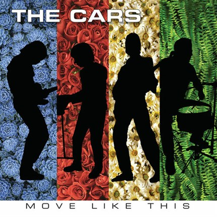 The Cars Move Like This 180g LP HEAR MUSIC