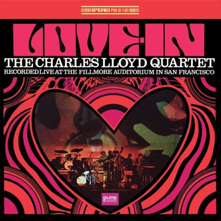 The Charles Lloyd Quartet Love-In Pure Pleasure180g LP