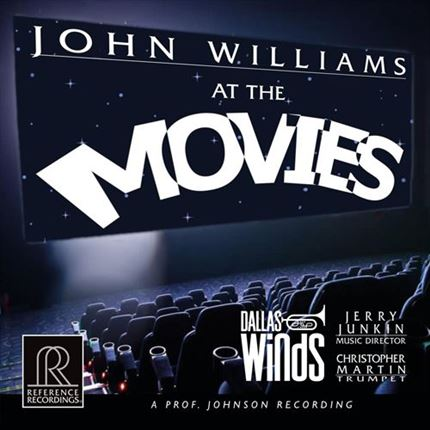 The Dallas Winds John Williams At The Movies Reference Recordings Hybrid Stereo SACD