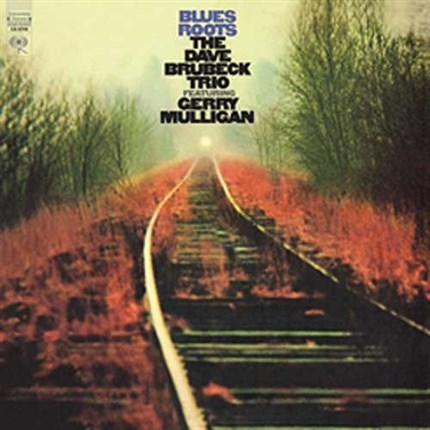 The Dave Brubeck Trio Featuring Gerry Mulligan Blues Roots Pure Pleasure180g LP