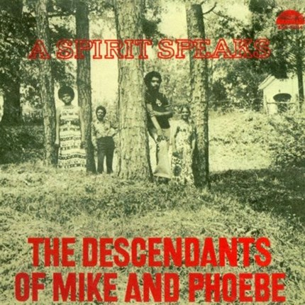 The Descendants of Mike & Phoebe A Spirit Speaks Pure Pleasure180g LP