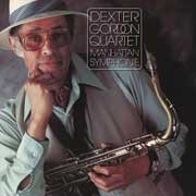 The Dexter Gordon Quartet Manhattan Symphonie Pure Pleasure 180g 2LP