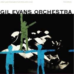 THE GIL EVANS ORCHESTRA GREAT JAZZ STANDARDS Pure Pleasure180g LP
