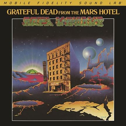 The Grateful Dead From The Mars Hotel Mobile Fidelity Numbered Limited Edition 45rpm 180g 2LP