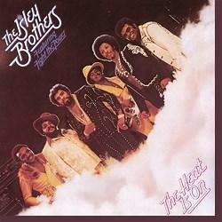 The Isley Brothers Featuring Fight The Power The Heat Is On COLUMBIA 180g LP