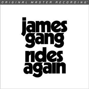 The James Gang Rides Again Numbered Limited Edition Mobile Fidelity 180g LP