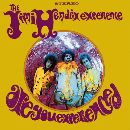 The Jimi Hendrix Experience Are You Experienced  Analogue Productions Hybrid Stereo/Mono SACD