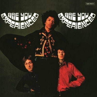 The Jimi Hendrix Experience Are You Experienced 180g MUSIC ON VINYL LP (Mono)