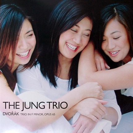 THE JUNG TRIO DVORAK PIANO TRIO OP. 65  GROOVE NOTE 180g 45rpm 2LP