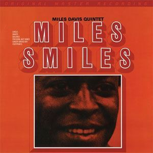 The Miles Davis Quintet Miles Smiles Mobile Fidelity Numbered Limited Edition 45rpm 180g 2LP