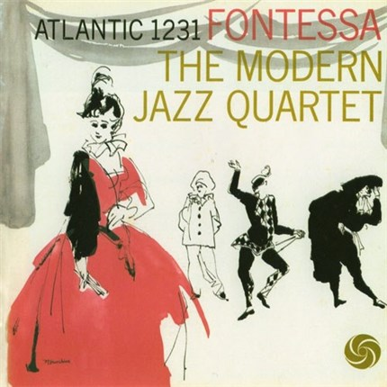 The Modern Jazz Quartet Fontessa 180g LP (Mono) ATLANTIC SPEAKERS CORNER