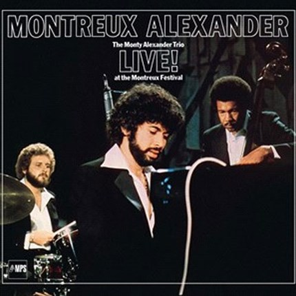 The Monty Alexander Trio Live At The Montreux Festival 180g LP MPS RECORDS