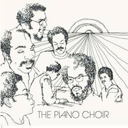 The Piano Choir Handscapes Pure Pleasure180g 2LP