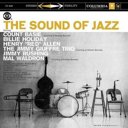The Sound Of Jazz ANALOGUE PRODUCTIONS 200g 45rpm 2LP