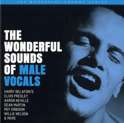 The Wonderful Sounds Of Male Vocals Analogue Productions200g 2LP