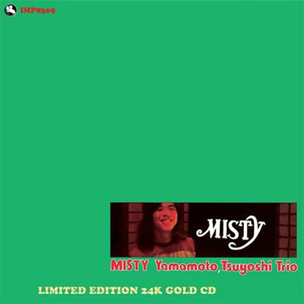 The Yamamoto Trio Misty Gold Impex Records CD