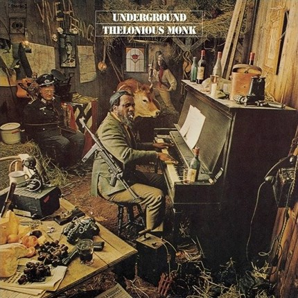 Thelonious Monk Underground  Numbered Limited Edition  ORIGINAL RECORDING GROUP 180g LP