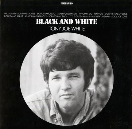 Tony Joe White Black And White Analogue Productions 180g LP