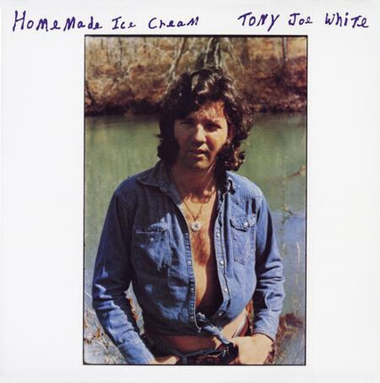 Tony Joe White Homemade Ice Cream ANALOGUE PRODUCTIONS 200g 45rpm 2LP