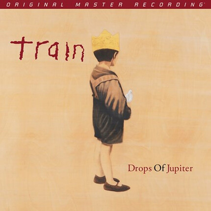 Train Drops Of Jupiter Mobile Fidelity Numbered Limited Edition 180g LP