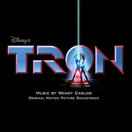 Tron: Original Motion Picture Soundtrack Numbered Limited Edition 180g 2LP (Translucent Blue Vinyl) AUDIO FIDELITY