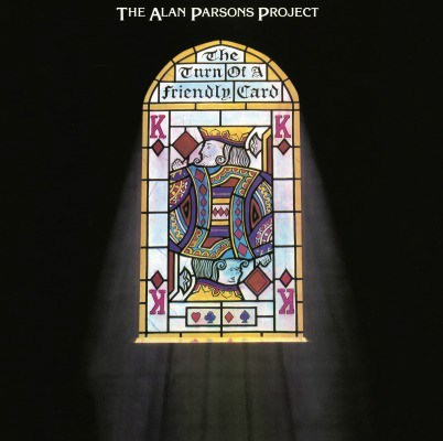 The Alan Parsons Project  TURN OF A FRIENDLY CARD Music on Vinyl 180 gr