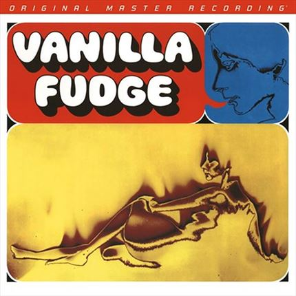 Vanilla Fudge Vanilla Fudge Mobile Fidelity Numbered Limited Edition 45rpm 180g 2LP (Mono)