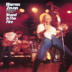 Warren Zevon Stand In The Fire Asylum LP 180g Speakers Corner